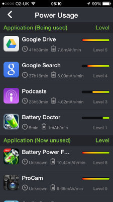 Battery Doctor for iOS