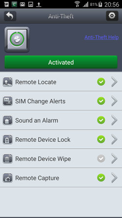 Comodo Security for Android