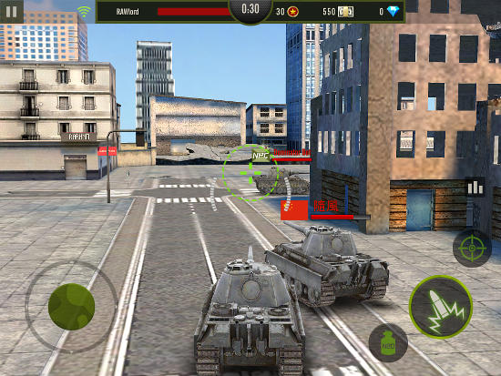 Iron Force for iPad