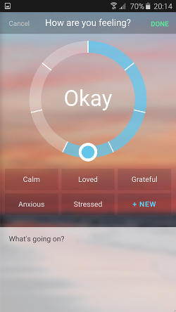 Pacifica for Android - reduce anxiety