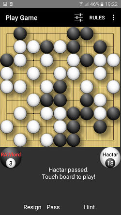 Game of Go for Android