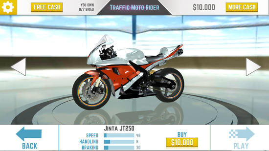 Highway Traffic Rider for Android
