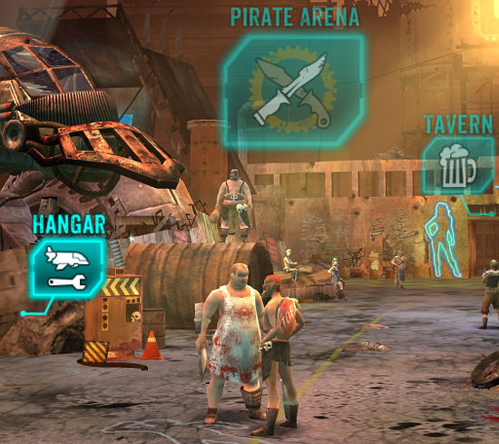 Sandstorm: Pirate Wars for iOS