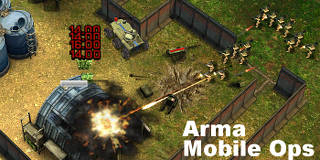 Arma Mobile Ops for the iPad - a modern warfare game
