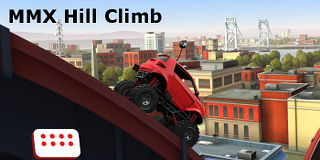 MMX Hill Climb racing game is fast and furious fun