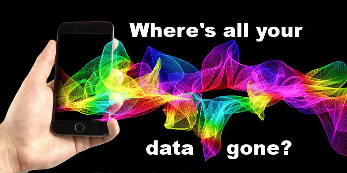 Where is all your mobile data being used? How to place limits on the the data usage and avoid unexpected bills from your phone service provider.