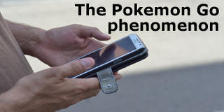 The Pokemon Go phenomenon is sweeping the world - rawinfopages.com