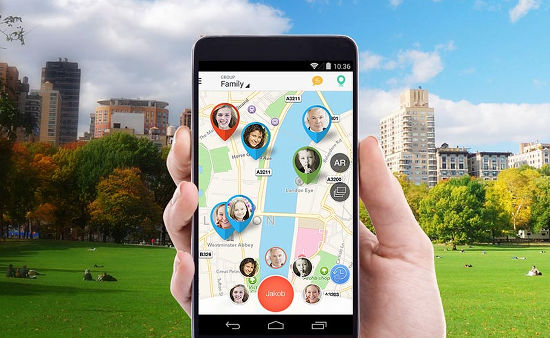 Sygic Family Locator child safety app for mobile