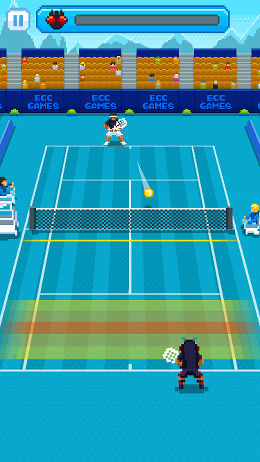 Play tennis on your iPhone with One Tap Tennis