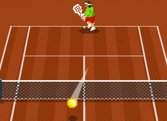 Play tennis on your iPhone or iPad