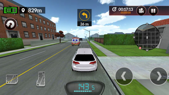 Drive for Speed car driving simulator for Android