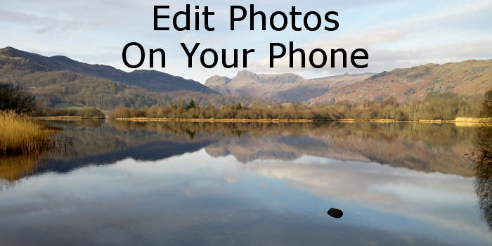 Use Google Photos editing tools to enhance photographs and fix faults like exposure