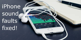Fix sound and earphone problems with the iPhone, iPad and iPod Touch with these tips