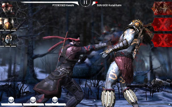 Mortal Combat X for Android