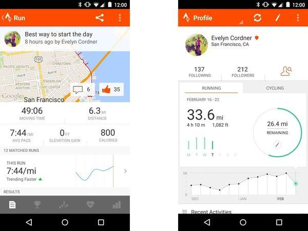 Get fit with these apps for your phone