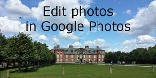 Edit photos on your phone using the Google Photos app for Android and iOS