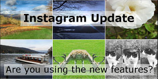 Take advantage of new features in Instagram like blocking bad language | rawinfopages.com