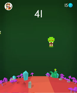 Invader Smash for the iPhone and iPad