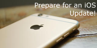 Prepare your iPhone and iPad for an iOS update by clearing storage, updating apps, and freeing up space