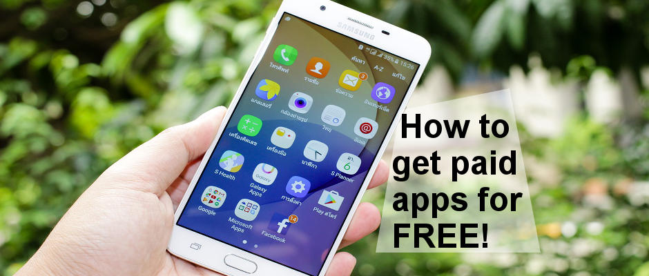 Get paid apps for free using this trick. Works with the Google Play Store and Android apps!