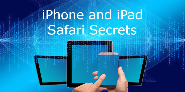 Top tips for using Safari on the iPhone and iPad - now you can share links with friends!