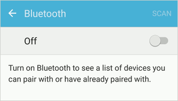 Turn off Bluetooth on Android phones to increase security