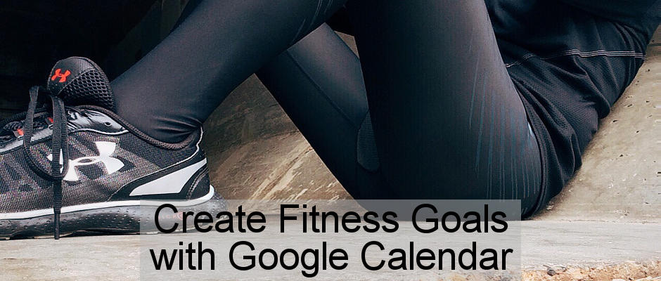 Create exercise goals in Google Calendar and it automatically marks them as done using Google Fit or Apple Health