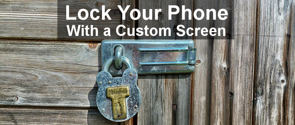Replace the standard Android lock screen with a new and more exciting one. Customise your Android phone with these free lock screen apps