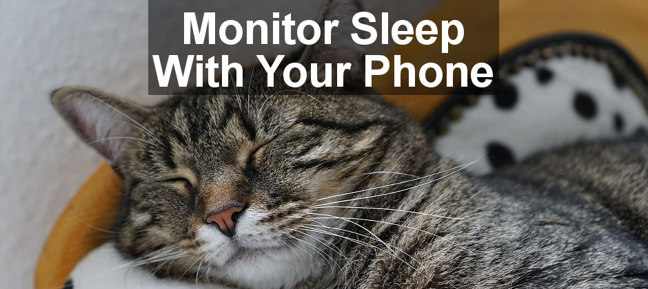 Use your Android phone to monitor your sleep. Record deep sleep, light sleep, restless waking and more. 3 great sleep trackers on test.