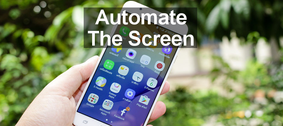 Control how the screen on your Android phone turns on and off and create rules that automate it. KinScreen for Android reviewed.