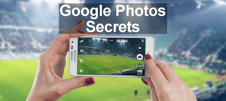 New features have been added to the Google Photos app that enable photos to be hidden in an archive. This article shows how it works.