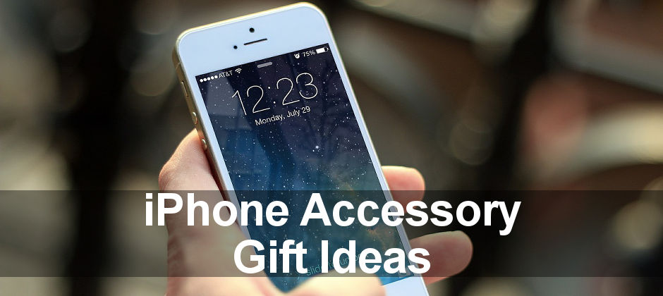 If you are looking for gift ideas for someone with an iPhone, here are some great ones.