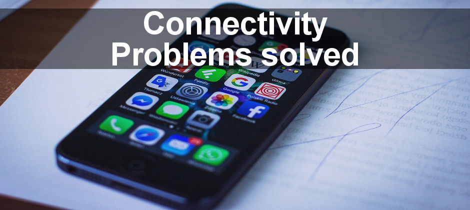 Top tips and tweaks to solve connectivity problems on the iPhone. Can't access the App Store on your iPhone? The solution is here.