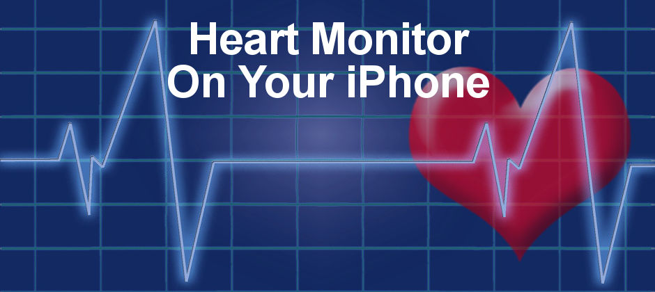 Monitor your heartbeat before and after exercise with these two iPhone apps and see how fit you are.