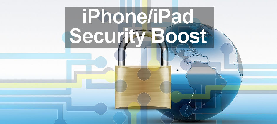 Boost the security and safety of the iPhone and iPad by using alternative DNS servers.