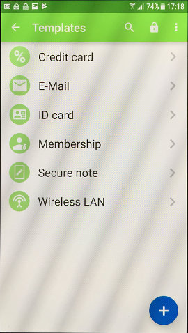 Secure your passwords on your Android phone with Keepass2Android