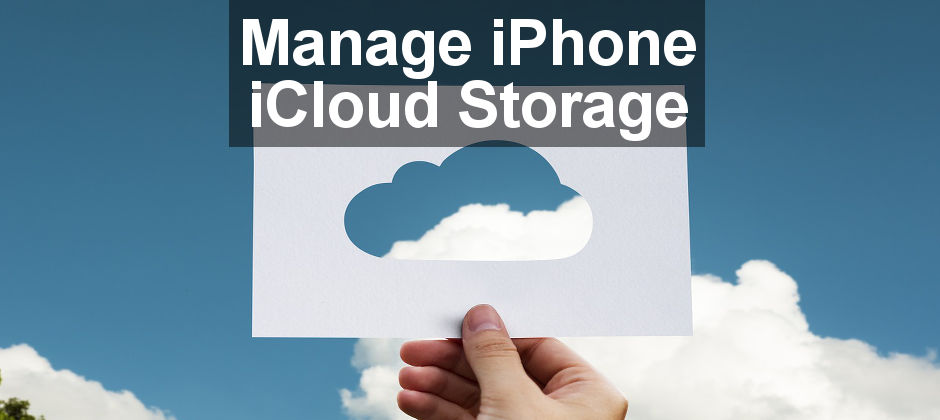 If you are running short of online storage space on iCloud, these top tips show what to do on your iPhone to free up space, reduce backups and online usage.