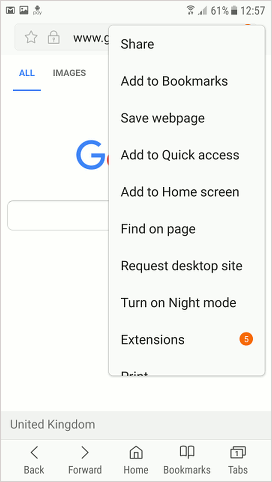 Two great alternative web browsers for Android phones and