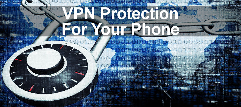 Secure your Android phone at public Wi-Fi hotspots by adding a VPN app. They encrypt the internet connection and make it safe.