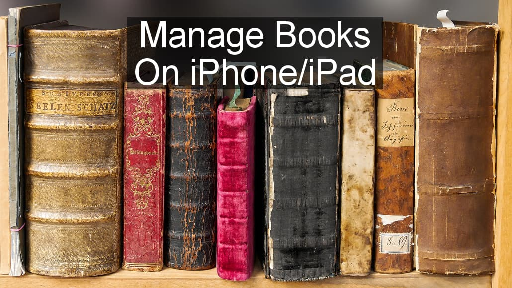 How to delete Apple Books you no longer want