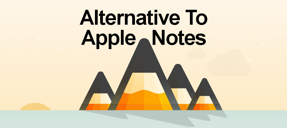 If you need more features than Apple Notes provides, Agenda for macOS is a great alternative