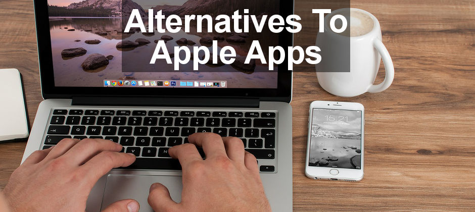 Do you need Apple Pages, Numbers and Keynote? save the disk space and use these lightweight alternatives instead. They will save a gigabyte or more of disk space.