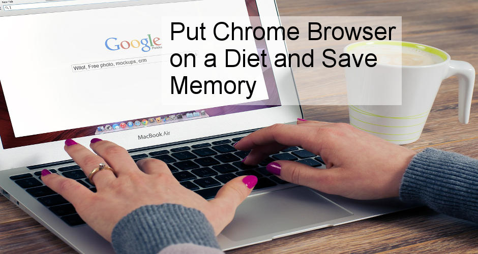 Reduce Chrome memory usage on the Mac to speed up the browser | RAW Mac