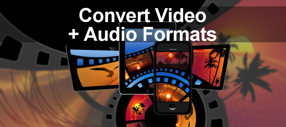 Convert video and audio files from one format to another with Smart Converter on the Apple Mac.