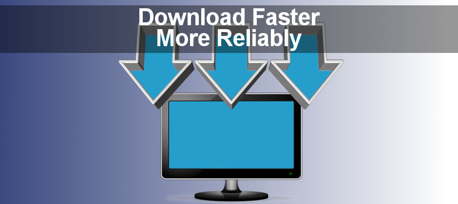 Download faster and more reliably using a free download manager app on the Apple Mac.