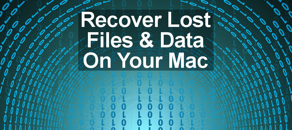 Mac Data Recovery scans disks for deleted files and can recover them. App review.