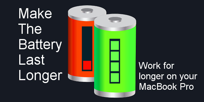 Top tips to stop the MacBook Pro battery draining so fast