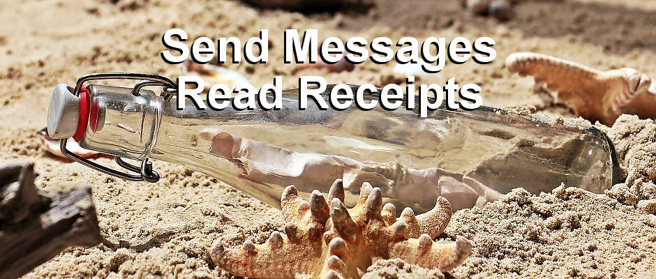 Choose who you send read receipts to when using the Messages app in macOS on the Apple Mac