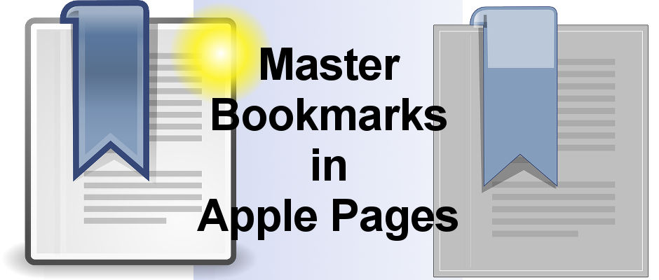 How to use the bookmarks feature in Pages documents on the Mac | RAW Mac