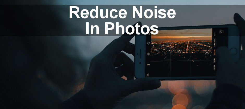 Reduce noise in photos from your digital camera or phone with this stand-alon app and Photos extension.